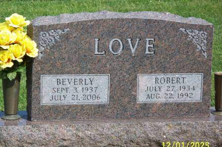 LOVE, ROBERT EARL - Madison County, Iowa | ROBERT EARL LOVE