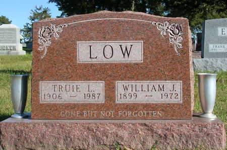 LOW, TRUIE L. - Madison County, Iowa | TRUIE L. LOW