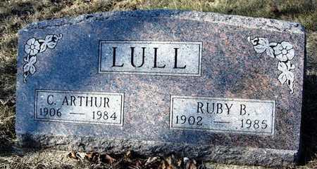 WIGHT LULL, RUBY BERNICE - Madison County, Iowa | RUBY BERNICE WIGHT LULL