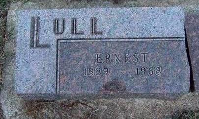 LULL, ERNEST - Madison County, Iowa | ERNEST LULL