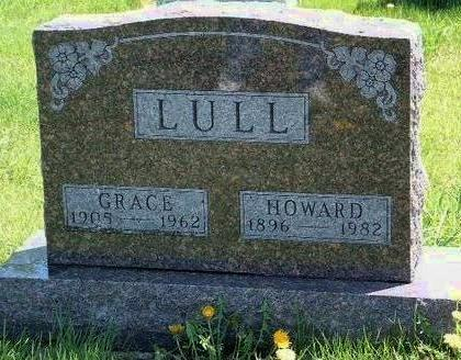 LULL, HOWARD (BLACKIE) - Madison County, Iowa | HOWARD (BLACKIE) LULL