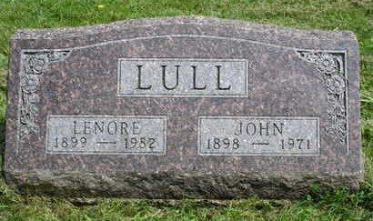 SMITH LULL, LENORA - Madison County, Iowa | LENORA SMITH LULL