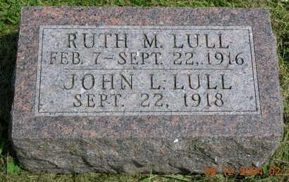 LULL, RUTH M. - Madison County, Iowa | RUTH M. LULL