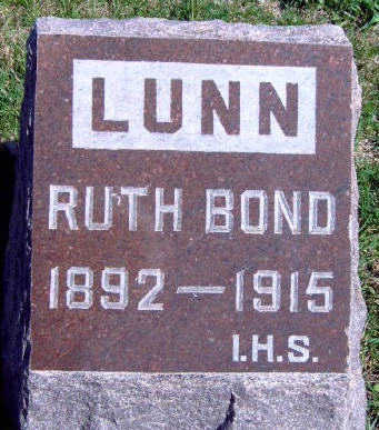 LUNN, RUTH - Madison County, Iowa | RUTH LUNN