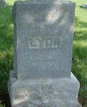 LYON, EMELIA P. - Madison County, Iowa | EMELIA P. LYON
