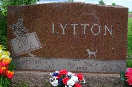 LYTTON, GERTRUDE LEONE - Madison County, Iowa | GERTRUDE LEONE LYTTON
