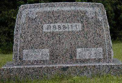 MABBITT, ANTHONY - Madison County, Iowa | ANTHONY MABBITT