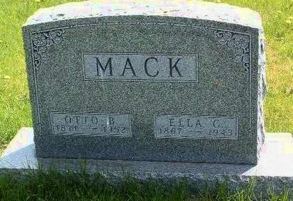 MACK, OTTO BUFORD - Madison County, Iowa | OTTO BUFORD MACK