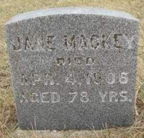 MACKEY, JANE - Madison County, Iowa | JANE MACKEY