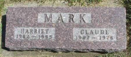 MARK, CLAUDE A. - Madison County, Iowa | CLAUDE A. MARK