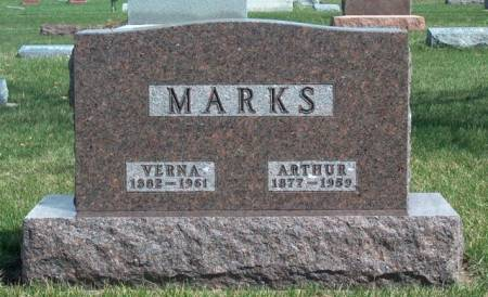MARKS, EDNA VERNA - Madison County, Iowa | EDNA VERNA MARKS