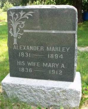 MARLEY, ALEXANDER - Madison County, Iowa | ALEXANDER MARLEY