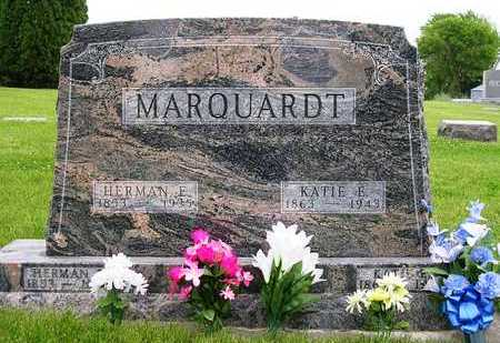 MARQUARDT, HERMAN E. - Madison County, Iowa | HERMAN E. MARQUARDT