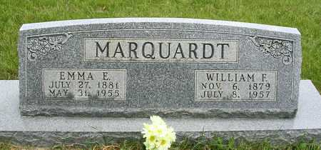 MARQUARDT, WILLIAM FERDINAND - Madison County, Iowa | WILLIAM FERDINAND MARQUARDT