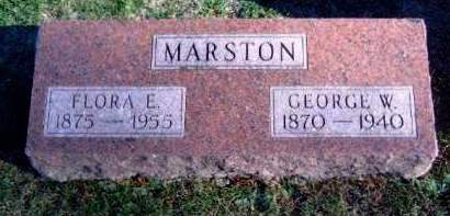 MARSTON, GEORGE WASHINGTON - Madison County, Iowa | GEORGE WASHINGTON MARSTON