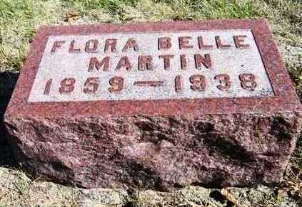 BOYD MARTIN, FLORA BELLE - Madison County, Iowa | FLORA BELLE BOYD MARTIN