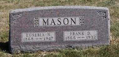 MASON, FRANK D. - Madison County, Iowa | FRANK D. MASON