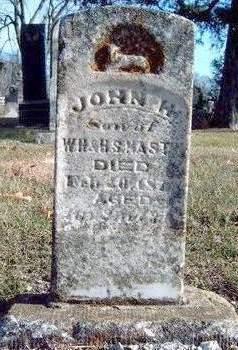 MASTIN, JOHN H. - Madison County, Iowa   JOHN H. MASTIN