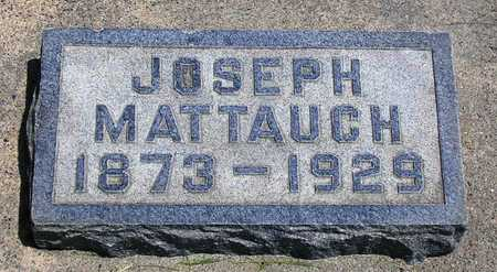 MATTAUCH, JOSEPH - Madison County, Iowa | JOSEPH MATTAUCH