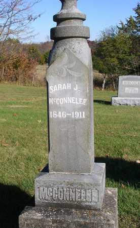 MCCONNELLE, SARAH J. - Madison County, Iowa | SARAH J. MCCONNELLE
