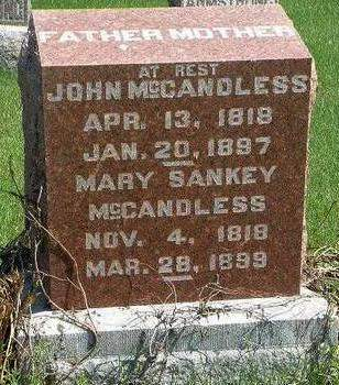 MCCANDLESS, JOHN - Madison County, Iowa | JOHN MCCANDLESS