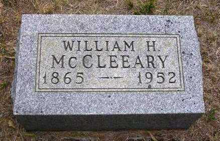 MCCLEEARY, WILLIAM H. - Madison County, Iowa | WILLIAM H. MCCLEEARY