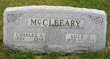 MCCLEEARY, CHARLES ALBERT - Madison County, Iowa | CHARLES ALBERT MCCLEEARY