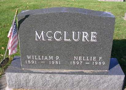 MCCLURE, NELLIE F. - Madison County, Iowa | NELLIE F. MCCLURE