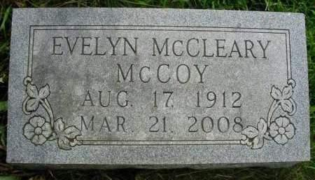 MCCOY, EVELYN IRENE - Madison County, Iowa | EVELYN IRENE MCCOY