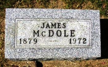 MCDOLE, JAMES L. - Madison County, Iowa | JAMES L. MCDOLE
