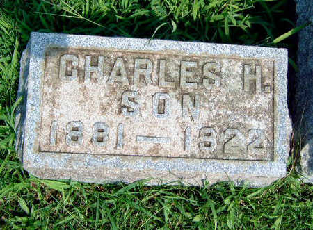 MCGLOTHLEN, CHARLES H. - Madison County, Iowa | CHARLES H. MCGLOTHLEN
