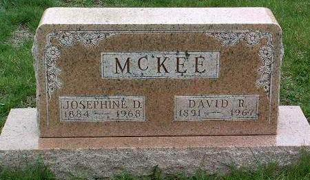 MCKEE, DAVID R. - Madison County, Iowa | DAVID R. MCKEE