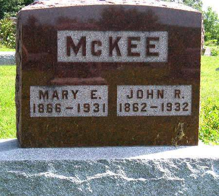 MCKEE, JOHN R. - Madison County, Iowa | JOHN R. MCKEE