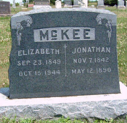 MCKEE, ELIZABETH - Madison County, Iowa | ELIZABETH MCKEE