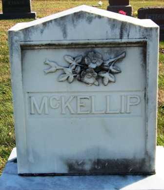 MCKELLIP, FAMILY HEADSTONE - Madison County, Iowa | FAMILY HEADSTONE MCKELLIP