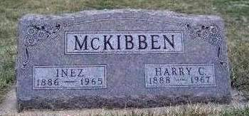 MCKIBBEN, HARRY CURTIS (TIB) - Madison County, Iowa | HARRY CURTIS (TIB) MCKIBBEN