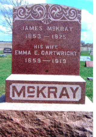 MCKRAY, JAMES - Madison County, Iowa | JAMES MCKRAY