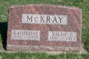 MCKRAY, KATHERINE - Madison County, Iowa | KATHERINE MCKRAY