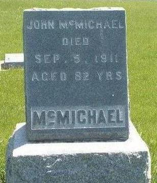 MCMICHAEL, JOHN - Madison County, Iowa | JOHN MCMICHAEL