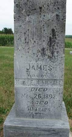 MCMICHAEL, JAMES R. - Madison County, Iowa | JAMES R. MCMICHAEL