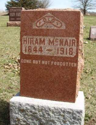 MCNAIR, HIRAM Y. - Madison County, Iowa | HIRAM Y. MCNAIR