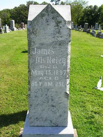 MCNELEY, JAMES - Madison County, Iowa | JAMES MCNELEY