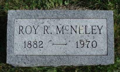 MCNELEY, ROY RUSSELL - Madison County, Iowa | ROY RUSSELL MCNELEY