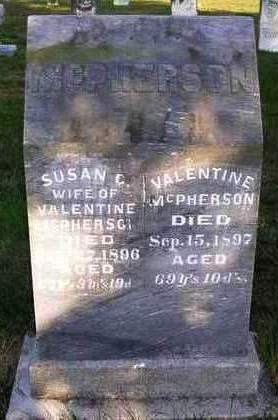 MCPHERSON, VALENTINE - Madison County, Iowa | VALENTINE MCPHERSON