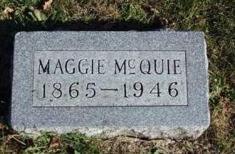 MCQUIE, MAGGIE - Madison County, Iowa | MAGGIE MCQUIE