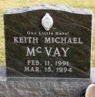 MCVAY, KEITH MICHAEL - Madison County, Iowa   KEITH MICHAEL MCVAY