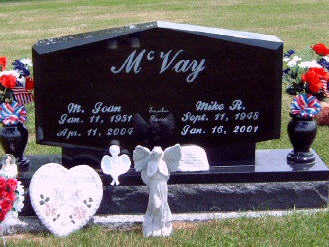 MCVAY, M. JOAN - Madison County, Iowa | M. JOAN MCVAY