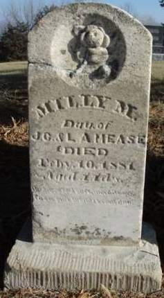 MEASE, MILLY MAY - Madison County, Iowa | MILLY MAY MEASE