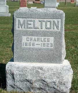 MELTON, CHARLES - Madison County, Iowa | CHARLES MELTON
