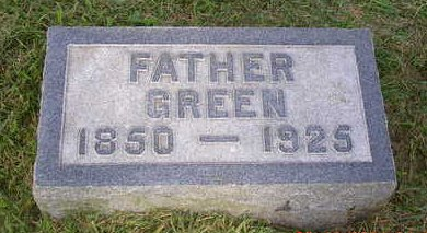 MERRYMAN, GREENBERRY WILSON (GREEN) - Madison County, Iowa | GREENBERRY WILSON (GREEN) MERRYMAN